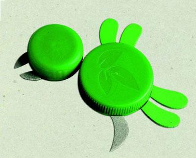 Поделки своими руками – из крышек от пластиковых бутылок