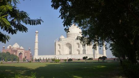 Экскурсия в Тадж Махал: Гоа – Мумубаи – Дели - Агра