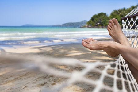 Отпуск 2015: почему даже в кризис мы выбираем отдых у моря