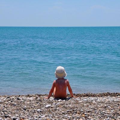 Отдых с детьми в Абхазии: частный сектор. Цены и впечатления
