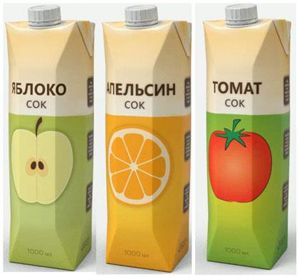 Фруктовые и овощные соки: какой сок полезнее
