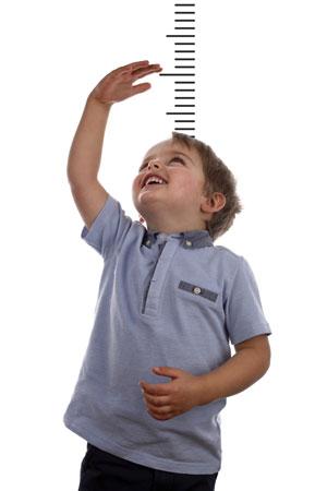 Темпы роста ребенка