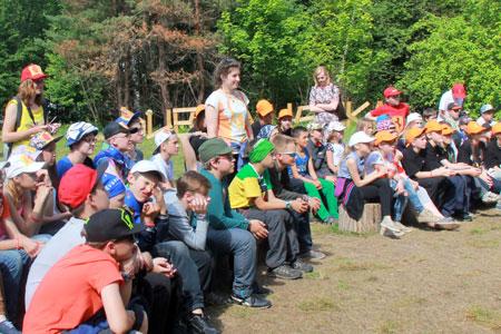Детский лагерь ''Дубравушка - Путь героя''