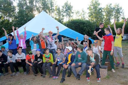 Детский лагерь 2015: каникулы в лесу. Туризм, биология, английский ...