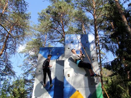 Детский отдых - лагерь на лето