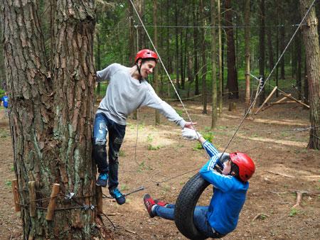 Лагерь для детей ''Дубравушка'' - отзыв