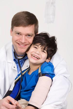 Повреждение мозга при ДЦП и аутизме