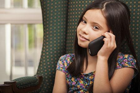 Подросток и мобильный телефон - польза и вред