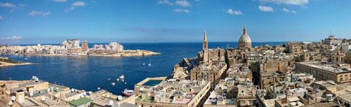 Активный отдых на Мальте