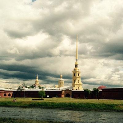 Адмиралтейсто в Санкт-Петербурге