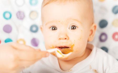 Плохое поведение во время еды