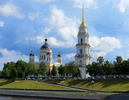 Круиз на теплоходе - Кострома