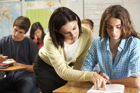Подросток и помощь родителей