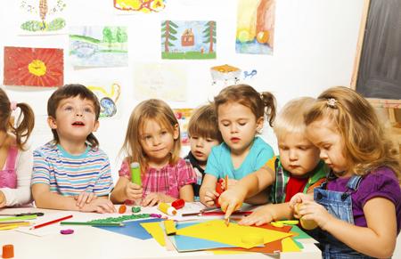 Ребенок в детском саду - расставание