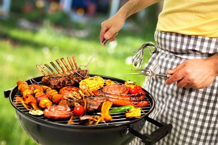 Как приготовить мясо, овощи, курицу на гриле
