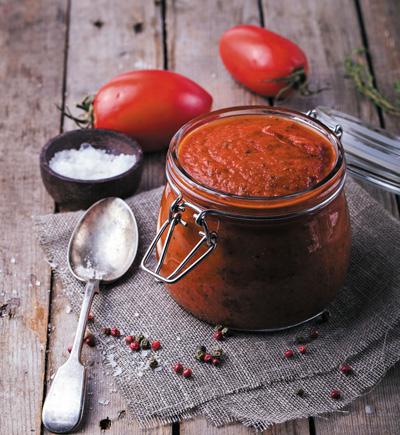 Помидоры на зиму - домашний томатный соус