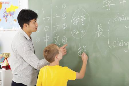Второй иностранный язык - китайский