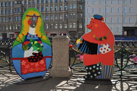 Москва-Санкт-Петербург: отдых с детьми