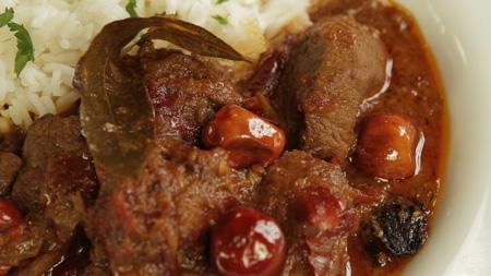 Рецепты индийской кухни: ягненок и курица карри.