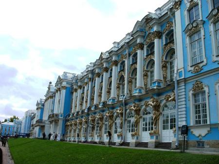 Студенческая практика в Санкт-Петербурге