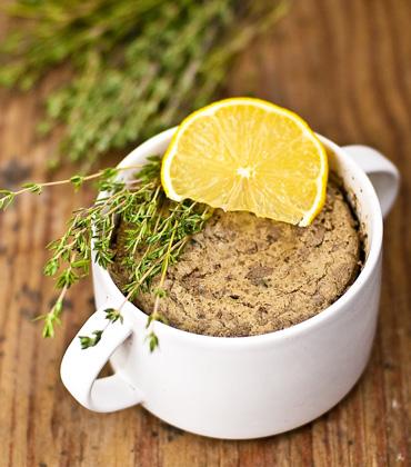 Суфле из печени, рецепт
