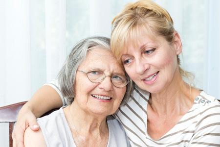 Как вести себя с пожилыми родителями