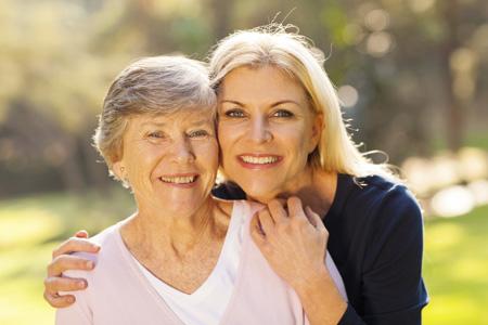 Как говорить с пожилыми родителями