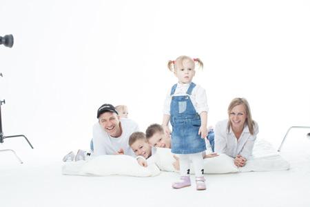 Распорядок дня в многодетной семье