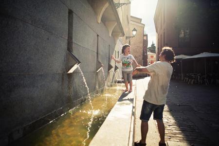 Испания - прекрасное место для отдыха с детьми