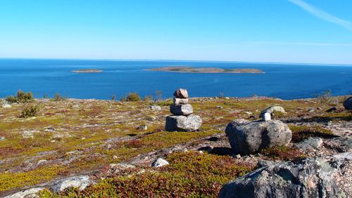 Немецкий остров, камни