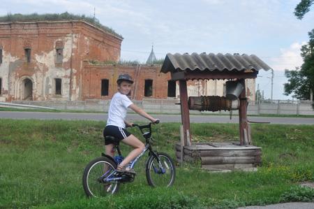Летний отдых - на велосипеде;