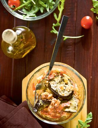 Рецепты из баклажанов, кабачков в духовке
