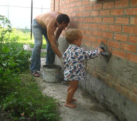 Отдых летом с 2-летним ребенком