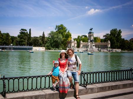 Испания, отдых с детьми