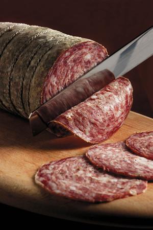 Рецепт домашней колбасы из свинины