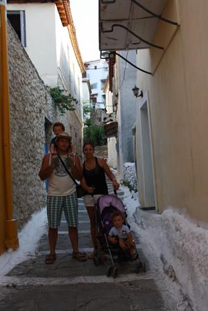 Путешествуем с тремя детьми
