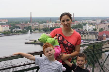 Как мы путешествуем с тремя детьми по России и Греции
