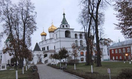 Троицкий собор в Ипатьевском монастыре