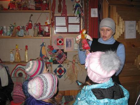 Экскурсия в Мышкин и Мартыново