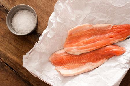старинный рецепт засолки рыбы