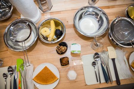 Как приготовить простой десерт