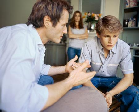 Причины плохого поведения подростков
