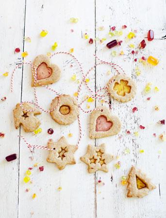Рецепты печенья и кексов на Новый год и Рождество
