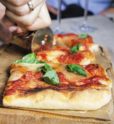 Тесто для пиццы: рецепт