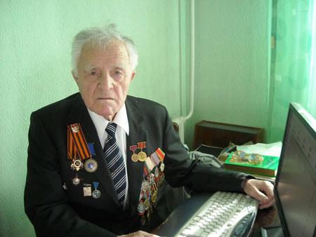 Тузов Л.В. - мой дед