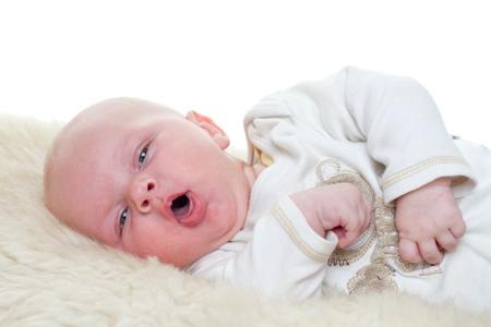 Первая простуда ребенка