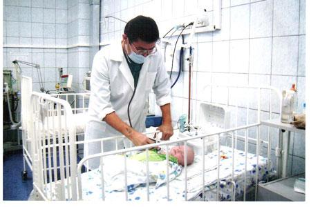 Врач-реаниматолог Егоров Валентин