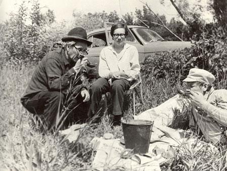 После войны. Рыбалка