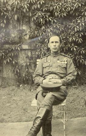 К.Я. Наякшин — комендант Магдебурга