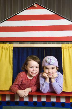 Детский театр своими руками